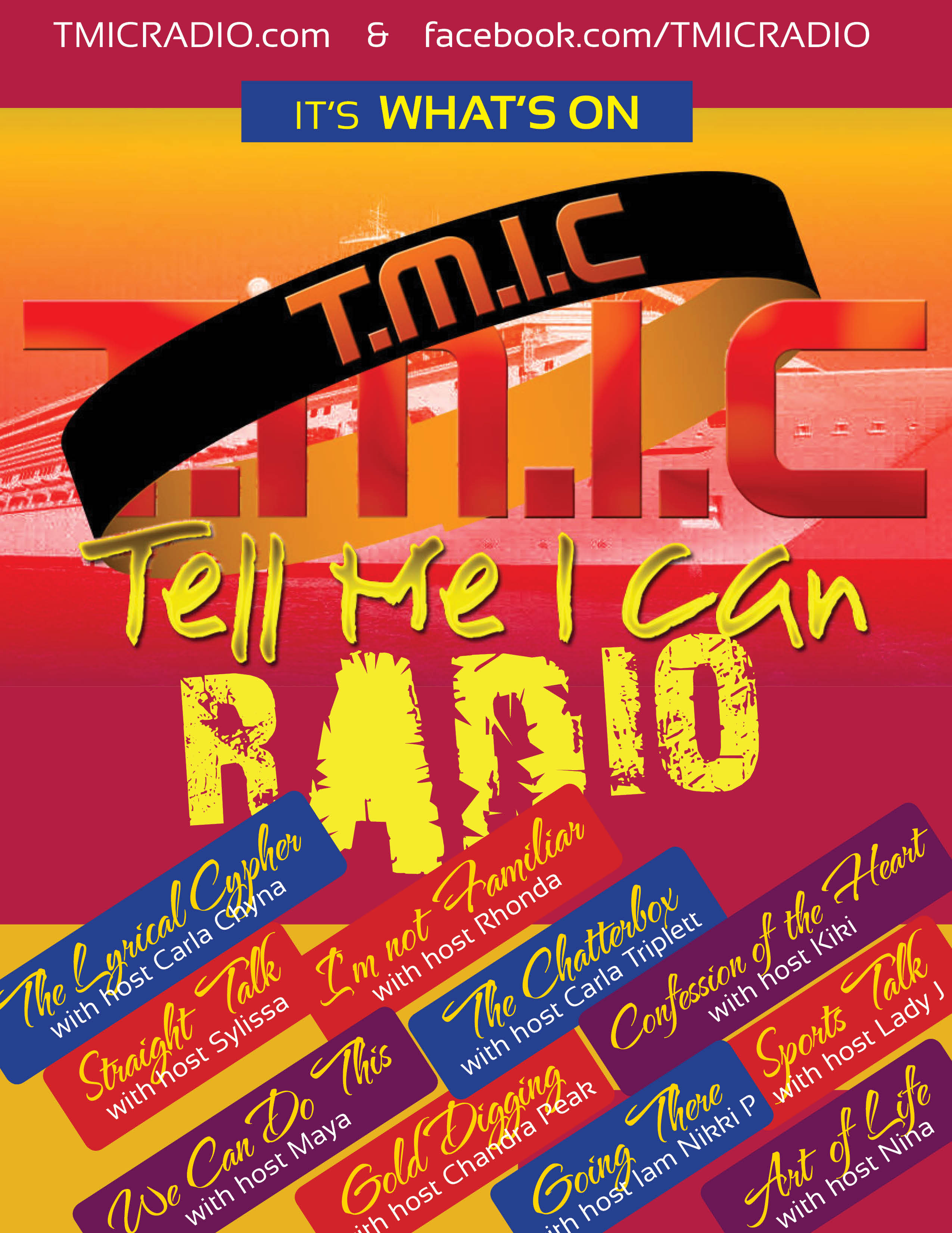 Launching TMIC Radio
